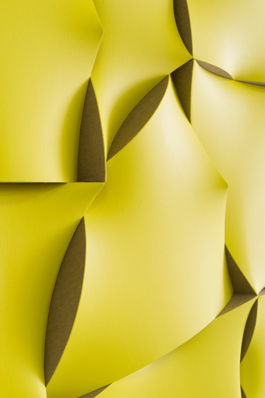 Jan Maarten Voskuil, Non-fit broken cadmium yellow