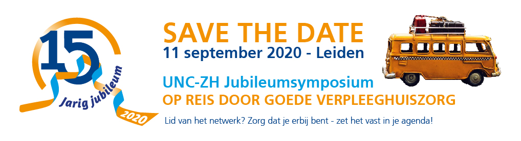 Jubileum SAVE THE DATE 11-09-2020